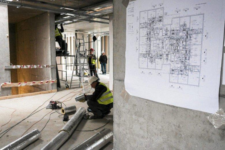 Sama postawienie domu jest proste, o wiele trudniej formalnie zakończyć budowę.