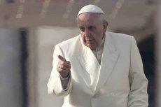 Papież Franciszek bardzo stanowczo wypowiedział się w sprawie kapłanów, którzy wykluczają niepełnosprawnych z Kościoła.