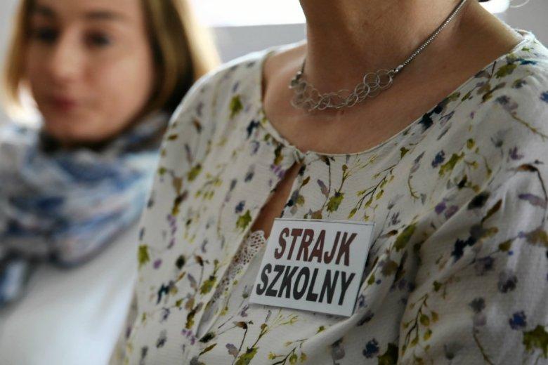 Znane osoby utworzyły fundusz strajkowy dla protestujących nauczycieli.
