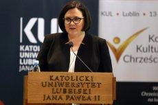 Małgorzata Sadurska została dziś oficjalnie członkiem rady nadzorczej PZU