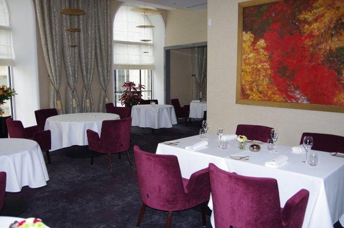 Główna sala dla gości
