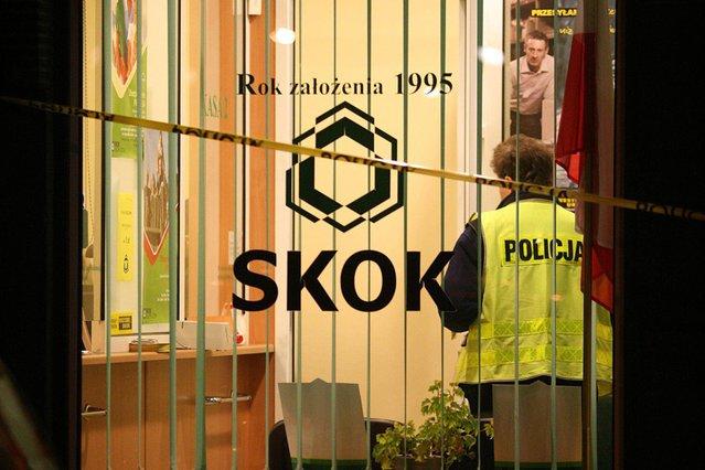 """Działania władzy w sprawie SKOK coraz bardziej przypominają """"tekturowe"""" państwo z czasów afery  Amber Gold."""