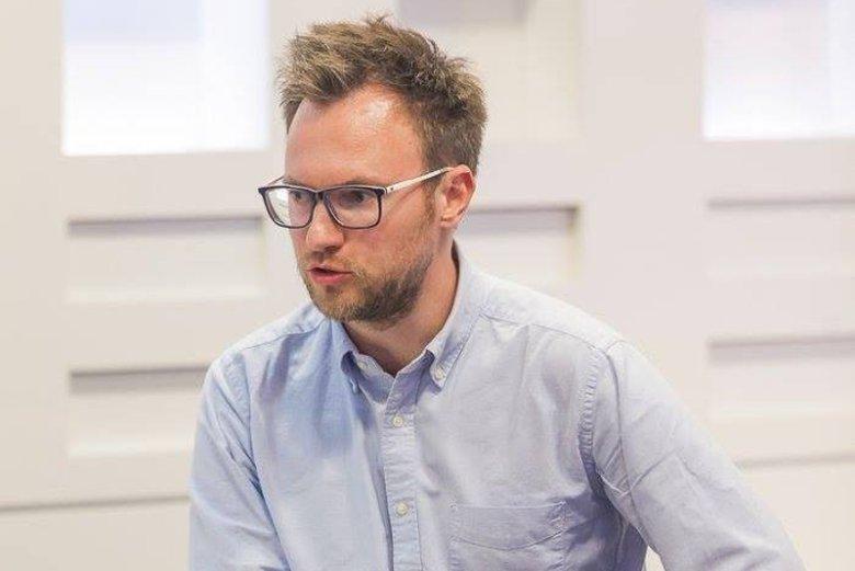 Łukasz Jarota, Dyrektor Zarządzający Agencji Grow, ekspert w dziedzinie Employer Brandingu