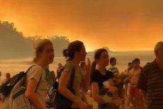 Pożary w Australii są ostrzeżeniem dla świata, bo takie zjawiska będą coraz częstsze.