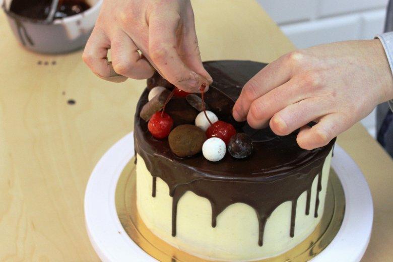 8952febba5516f Janka Pomianowska robi torty, na widok których można się rozpłynąć. Sami  też możemy takie