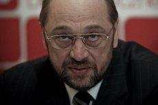 Martin Schulz – Przewodniczący Parlamentu Europejskiego