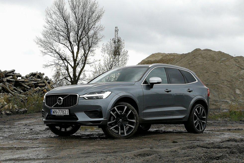Nowe Volvo XC60 z najmocniejszym silnikiem benzynowym.