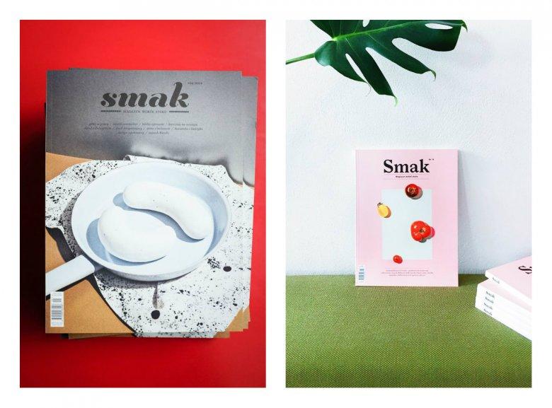 """Magazyn """"Smak"""" to nie tylko rozkosze podniebienia, ale i coś dla oka."""