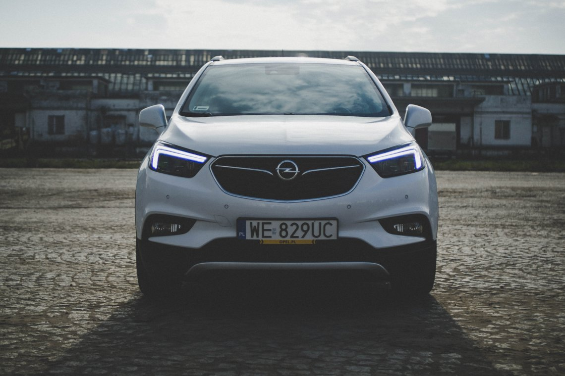 Opel Mokka X to bardzo uniwersalne auto.