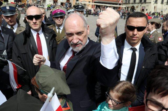 Obrona Terytorialna jest oczkiem w głowie ministra Antoniego Macierewicza.