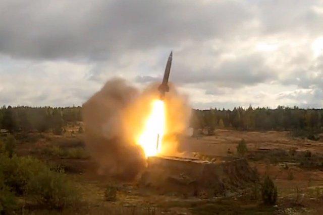 Wielkie ćwiczenia rosyjskich wojsk. Nad Bałtykiem, na Kaukazie i w Azji