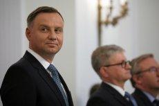 Dyplomatyczny policzek dla Andrzeja Dudy.