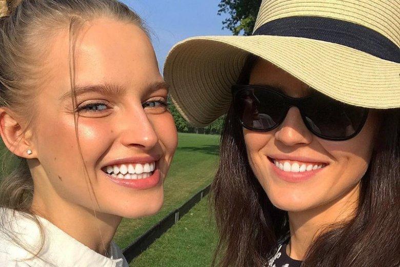 Podopieczną Małgorzaty Leitner jest również modelka Karolina Pisarek