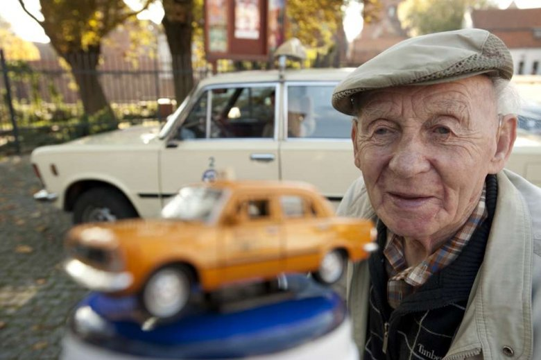 Henryk Janicki i zbiórka na jego Fiata 125p, Międzynarodowy Festiwal Filmowy Tofifest 2012