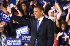 Barack Obama wygrał wybory prezydenckie w USA.