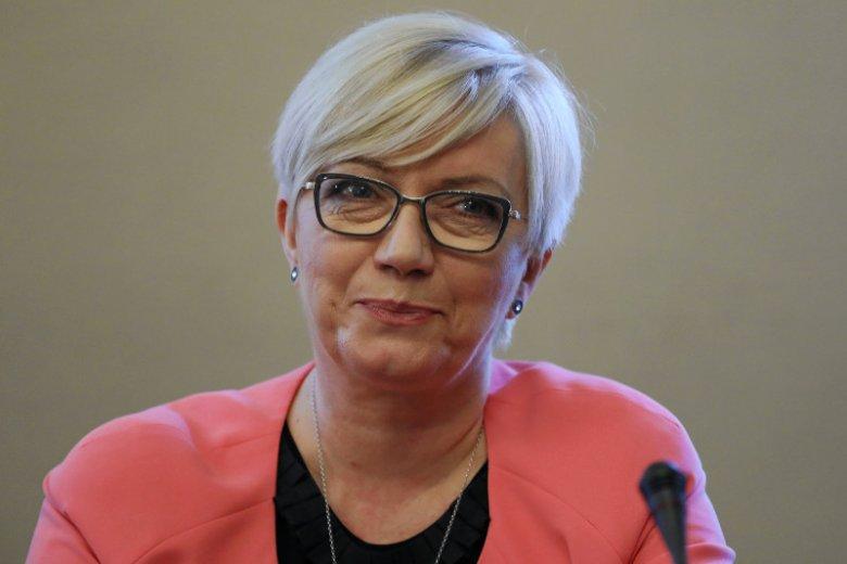 Julia Przyłębska ma dwóch starszych synów.