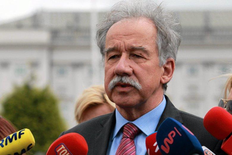 Przewodniczący PKW Wojciech Hermeliński ostrzega, że może zabraknąć pieniędzy na przeprowadzenie wyborów.