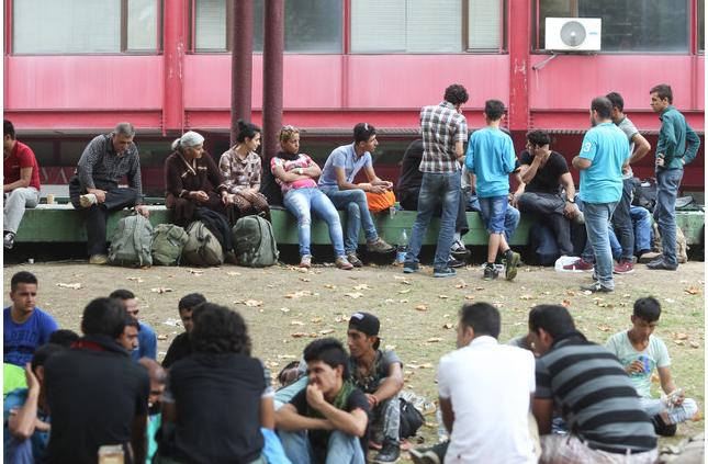 Władze Hamburga nie mają, gdzie ulokować uchodźców - stąd nietypowy pomysłna rozwiązanie problemu?