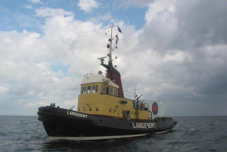 Statek Langenort to pływająca klinika aborcyjna.