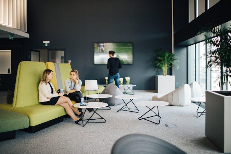 Citi Works, to także przyjazne przestrzenie zaprojektowane przez samych pracowników, które idealnie wpisują się w specyfikę pracę w CSC Poland, czyli tryb projektowy i łączenie zespołów wokół danego zadania