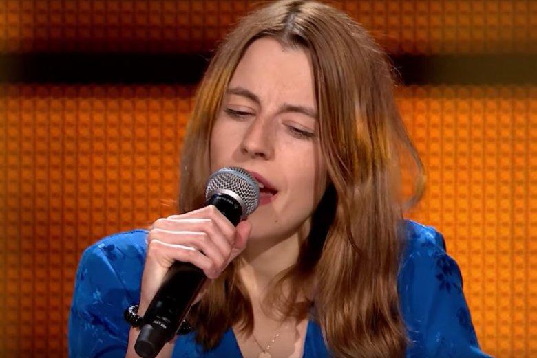 The Voice of Poland: Marianna Linde, córka Groniec i Lubaszenki odpadła z programu