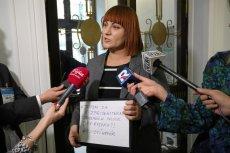 Justyna Socha stoi na czele ruchu antyszczepionkowców.