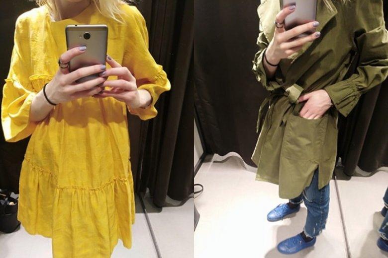 W poszukiwaniu idealnych ubrań z działów dziecięcych