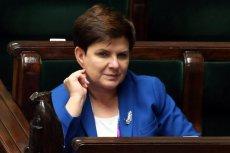 Co Beata Szydło sądziła kiedyś o WOŚP?