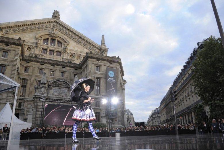 Galeries Lafayette Fashion Show