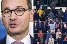 Mateusz Morawiecki oraz byli ministrowie PiS, którzy obecnie zasiadają w ławach PE zabłysnęli ostatnio w UE.