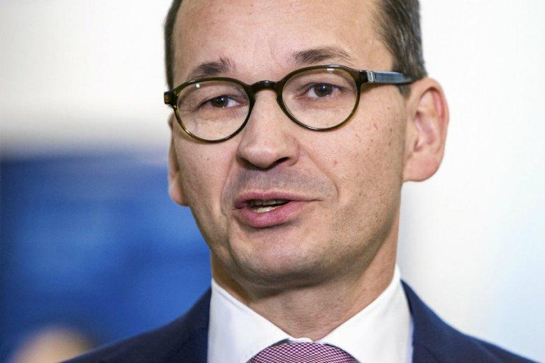Wojciech Łączewski to warszawski sędzia, który domaga się grzywny dla Mateusza Morawieckiego.