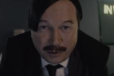 Piotr Cyrwus w roli gangstera namawia do wspierania Miasta Kotów.