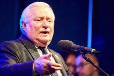Lech Wałęsa stworzył specjalną listę osób, które mają go przeprosić.