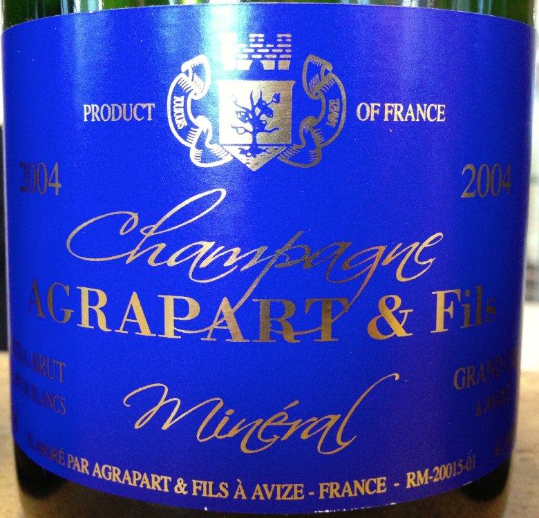 Agrapart to wśród szampanów istny rolls-royce.