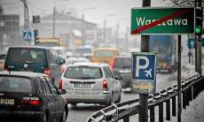Wyjazd z Warszawy w kierunku Katowic, Krakowa i Wrocławia