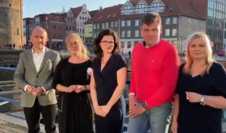 Politycy składają urodzinowe życzenia Donaldowi Tuskowi. Wśród nich Aleksandra Dulkiewicz.