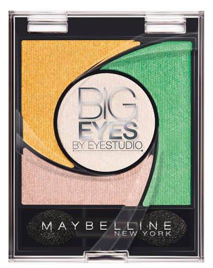 Big Eyes paleta cieni Maybelline