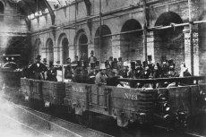 Inspektorzy nadzorują londyńskie metro, 1862 rok.