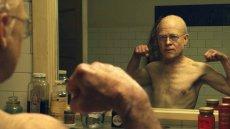 """Brad Pitt w filmie""""Ciekawy przypadek Benjamina Buttona"""" (2008)"""