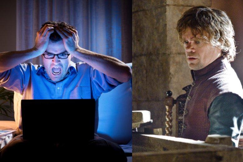 """5 najbardziej zaskakujących momentów w """"Grze o tron"""". Tak to się robi w świecie seriali."""
