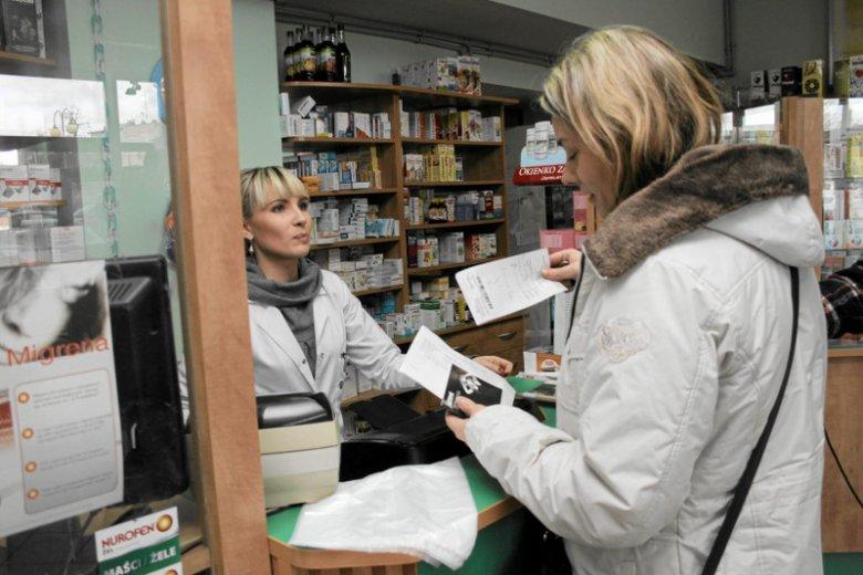 Czasami leki, kosztują tyle, że niektórzy rezygnują z wykupienia recepty. (Zdjęcie jest tylko ilustracją do tekstu)