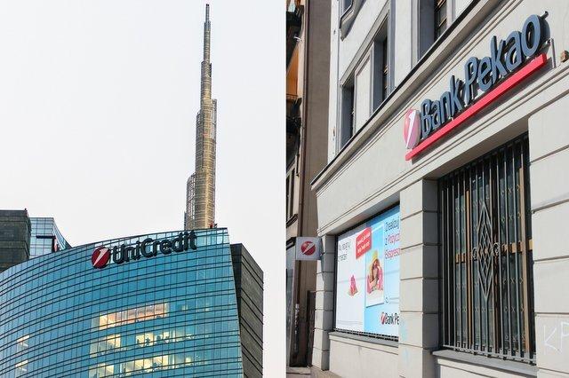 Pekao SA nie raz ratował finanse swojego włoskiego właściciela