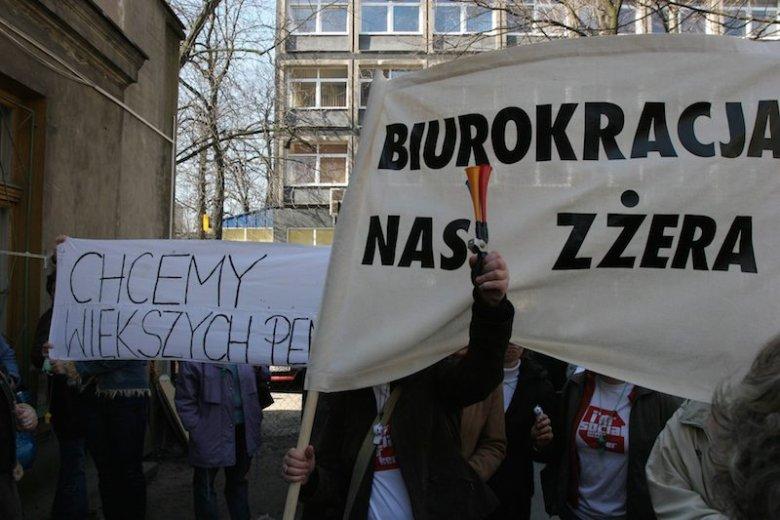 Pracownicy socjalni szykują się do ogólnopolskiego strajku.