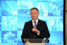 Andrzej Duda skomentował dymisję szefa KNF Marka Chrzanowskiego.