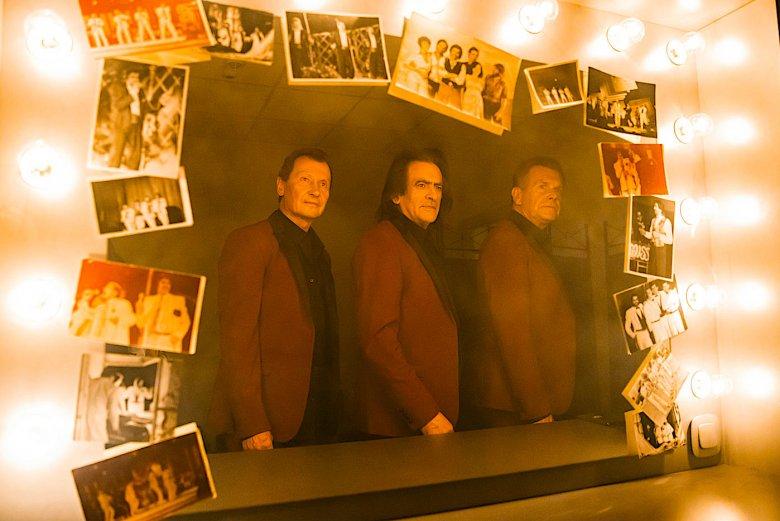 Grupa Vox w pełnej okazałości. Od lewej: Jerzy Słota, Witold Paszt i Dariusz Tokarzewski