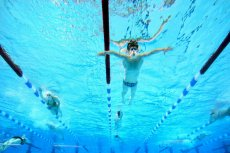 Kraków: 32-latek z ukrycia nagrywał przebierające się dzieci na pływalni. Zdjęcie poglądowe.