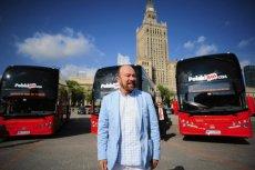 Sir Brian Souter założyciel PolskiegoBusa chwali sobie biznes w naszym kraju. Przewozi 120 tys. pasażerów tygodniowo i po 4 latach od startu jest największym graczem na rozdrobnionym rynku