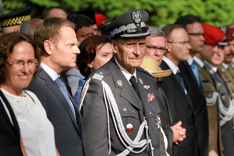 Obchody 68. rocznicy wybuchu Powstania Warszawskiego