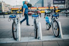 Warszawski rower miejski ma już pięć lat. Od tego roku rowerzystów wspiera bank Citi Handlowy