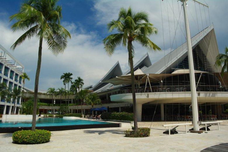 Yacht Club, Singapur